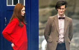 karen-gillan-amy-pond-matt-smith-doctor-who-new-costume1